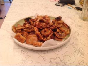 Pork rinds > GU