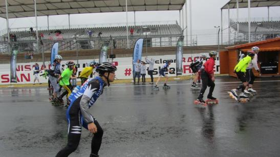 If you didn't embrace the rain, then LeMans was a miserable race for you.