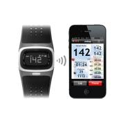 Mio Alpha wrist-mounted HRM + Smartphone