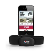 Polar H7 Chest strap + Smartphone